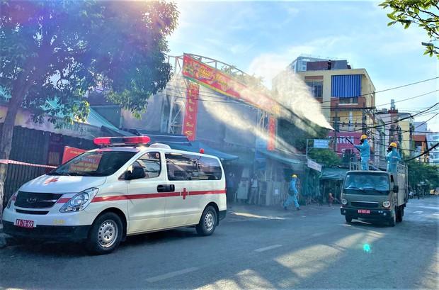 Lịch trình chóng mặt của 4 ca Covid-19 mới ở Đà Nẵng: Người ship chè quanh thành phố, người bán hàng khắp Quảng Nam - Ảnh 3.