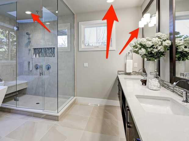 7 lỗi thiết kế ngớ ngẩn trong phòng tắm mà nhiều người mắc phải - Ảnh 2.