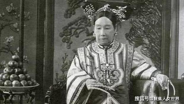 Chuyên gia phục dựng ảnh nguyên gốc của Từ Hy Thái hậu, tuy mới xong 1 phần nhưng cũng đã thấy bà là một mỹ nhân - Ảnh 1.