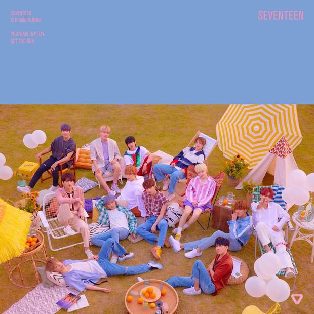 Chưa kịp dứt duyên với BTS, TWICE lại 5 lần 7 lượt comeback trùng thời điểm một nhóm nam Big Hit khác - Ảnh 9.