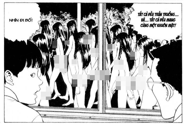 Nanno (Girl From Nowhere 2) chỉ là bản con nít pha ke, thua xa độ máu me của ác nữ Tomie xứ Nhật? - Ảnh 5.