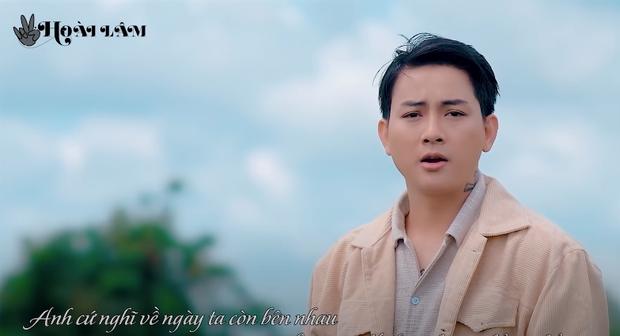 Hoài Lâm tung MV lời hát như gửi gắm vợ cũ Cindy Lư, hình ảnh thì y hệt đầu karaoke 6 số những năm 2000 - Ảnh 2.