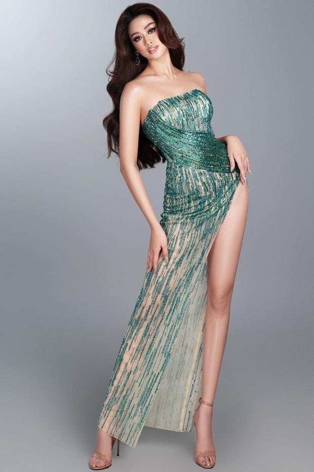 Netizen tranh cãi vì trang phục của HH Khánh Vân trước thềm bán kết, nguyên nhân do đâu? - Ảnh 5.