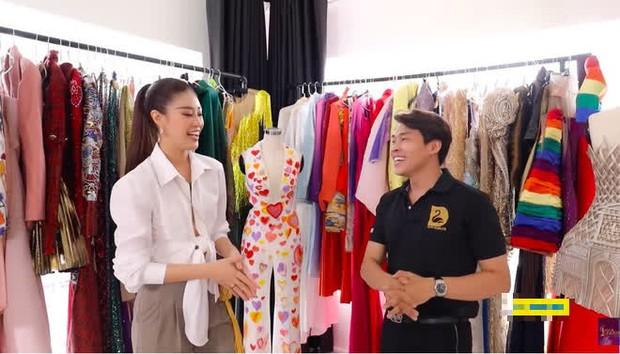 Bên trong 15 vali Khánh Vân mang đến Miss Universe: Đầu tư chỉn chu từ váy áo đến phụ kiện, riêng 1 chi tiết xứng đáng 10 điểm - Ảnh 2.