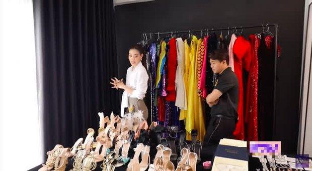 Bên trong 15 vali Khánh Vân mang đến Miss Universe: Đầu tư chỉn chu từ váy áo đến phụ kiện, riêng 1 chi tiết xứng đáng 10 điểm - Ảnh 3.