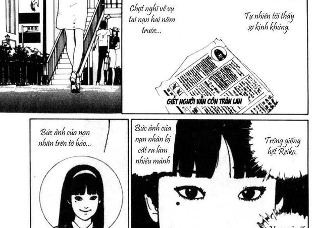 Nanno (Girl From Nowhere 2) chỉ là bản con nít pha ke, thua xa độ máu me của ác nữ Tomie xứ Nhật? - Ảnh 4.