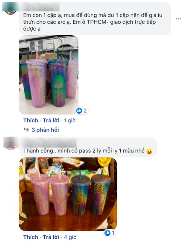 HOT: 7h sáng đăng thông báo bán cốc mới, Starbucks khiến dân tình nháo nhào chạy ra săn cho bằng được, giá bán lại bị hét gấp đôi? - Ảnh 15.