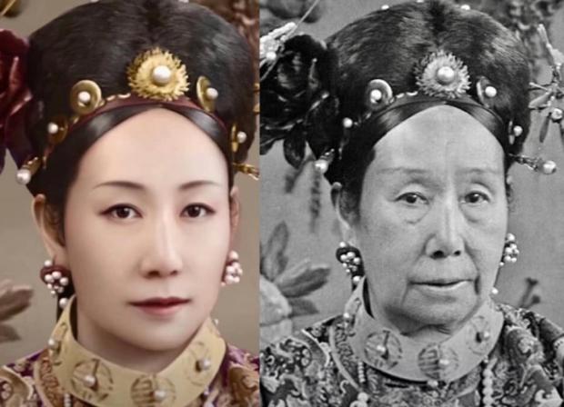 Chuyên gia phục dựng ảnh nguyên gốc của Từ Hy Thái hậu, tuy mới xong 1 phần nhưng cũng đã thấy bà là một mỹ nhân - Ảnh 4.