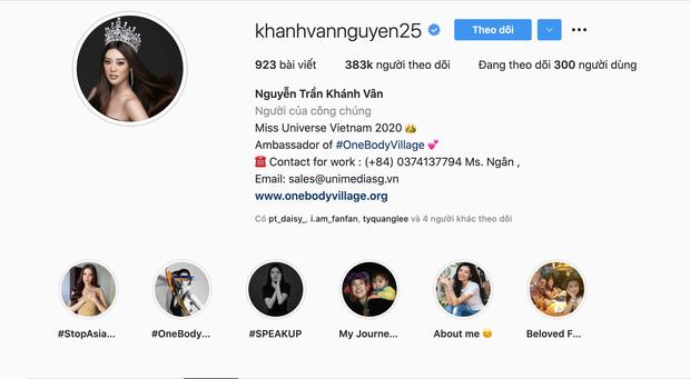 Độ hot của Khánh Vân tăng vọt chỉ sau 4 ngày chinh chiến tại Miss Universe, chính thức cán mốc 1 triệu follower Facebook - Ảnh 4.