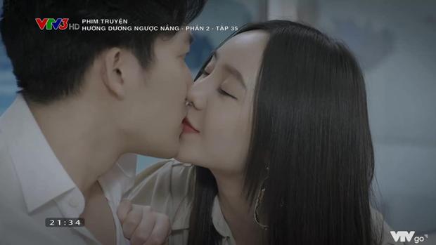 Quỳnh Kool cưỡng hôn crush, đôi nào ở Hướng Dương Ngược Nắng cũng mạnh bạo vậy có phải tốt không! - Ảnh 1.