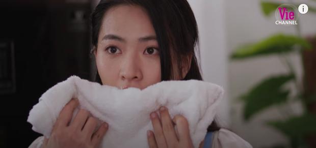 Song Luân hồn nhiên lộ body ngồn ngộn khiến Minh Trang rớt sạch liêm sỉ ở hậu trường Cây Táo Nở Hoa - Ảnh 5.