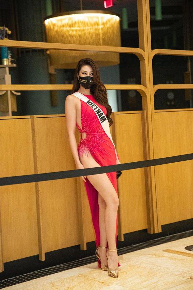 Bên trong 15 vali Khánh Vân mang đến Miss Universe: Đầu tư chỉn chu từ váy áo đến phụ kiện, riêng 1 chi tiết xứng đáng 10 điểm - Ảnh 7.