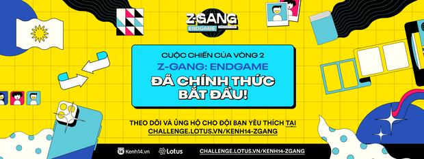 Cổng gửi bài dự thi và bình chọn vòng Chung kết Z-Gang Endgame sắp đóng lại, các đội thi đang rượt đuổi nhau cực căng! - Ảnh 16.