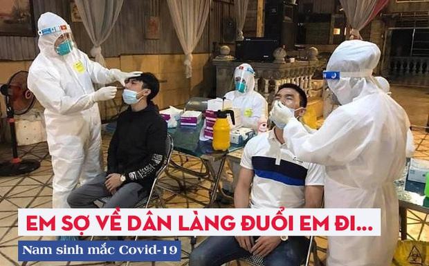 Nam sinh đi bê cỗ mắc Covid-19 ở Bắc Ninh: Nhiều người trách vì làm họ đi cách ly, bạn bè dè bỉu ham tiền giờ rước họa vào thân - Ảnh 1.