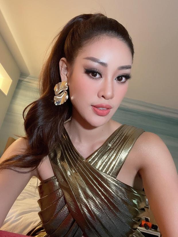 Độ hot của Khánh Vân tăng vọt chỉ sau 4 ngày chinh chiến tại Miss Universe, chính thức cán mốc 1 triệu follower Facebook - Ảnh 6.