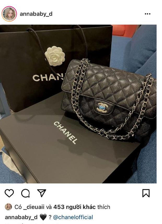 Trang Anna bị chị em thân thiết tố suốt ngày than hết tiền nhưng sắm từ kẹp tóc 8 triệu đến túi Chanel 170 triệu - Ảnh 2.
