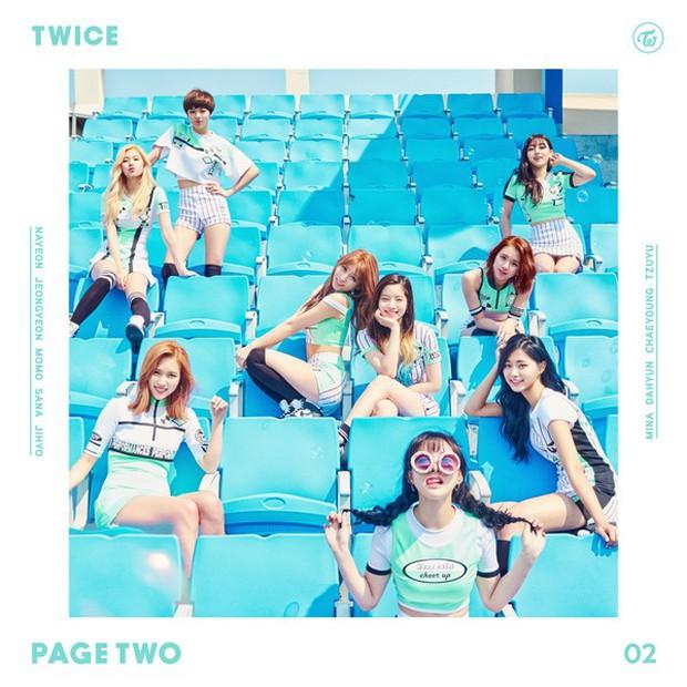 Chưa kịp dứt duyên với BTS, TWICE lại 5 lần 7 lượt comeback trùng thời điểm một nhóm nam Big Hit khác - Ảnh 3.