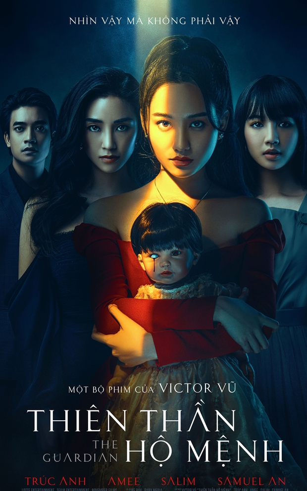 Amee - Trúc Anh - Salim lú cực độ với thử thách đoán phim của Victor Vũ siêu khó, liệu bạn cũng trả lời đúng được hết? - Ảnh 5.