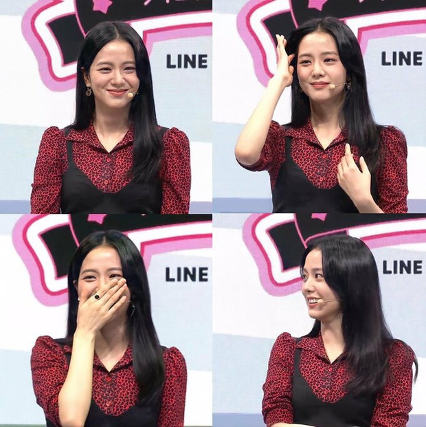 Nhan sắc Jisoo xứng danh Hoa hậu Hàn nhưng sao hôm nay trông lạ thế này? - Ảnh 1.