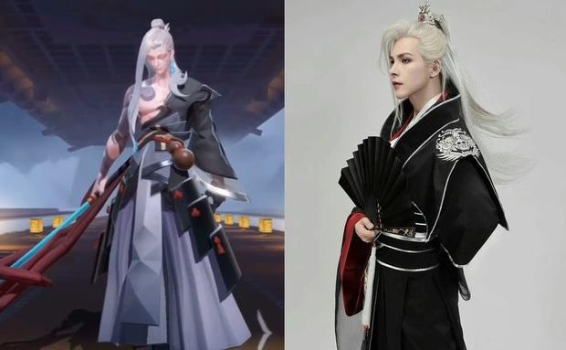 Liên Quân Mobile: Hóa ra tướng mới Tachi là phiên bản Yasuo của Vương Giả Vinh Diệu, nhưng bộ kỹ năng đã được chỉnh sửa lại? - Ảnh 1.