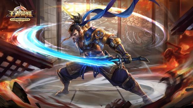 Liên Quân Mobile: Hóa ra tướng mới Tachi là phiên bản Yasuo của Vương Giả Vinh Diệu, nhưng bộ kỹ năng đã được chỉnh sửa lại? - Ảnh 2.