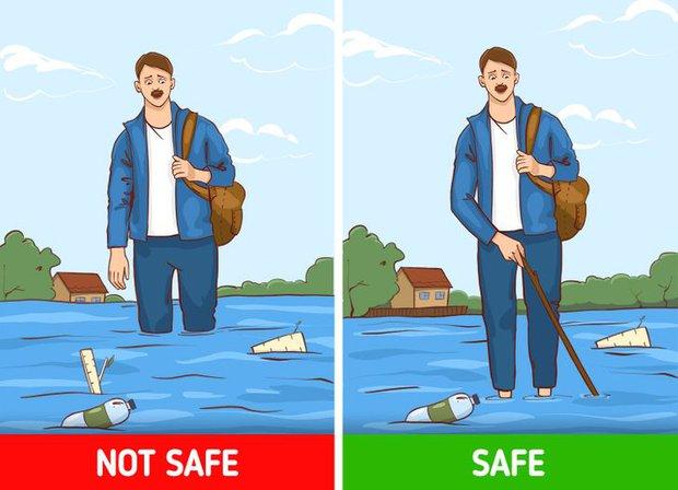 7 tình huống cực hiểm nghèo và những gì bạn cần phải làm để tự cứu lấy mình, trước khi tai họa xảy ra - Ảnh 2.