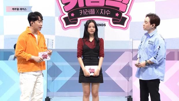 Nhan sắc Jisoo xứng danh Hoa hậu Hàn nhưng sao hôm nay trông lạ thế này? - Ảnh 6.
