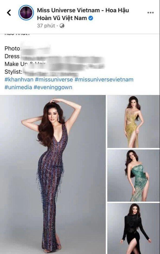 Netizen tranh cãi vì trang phục của HH Khánh Vân trước thềm bán kết, nguyên nhân do đâu? - Ảnh 1.