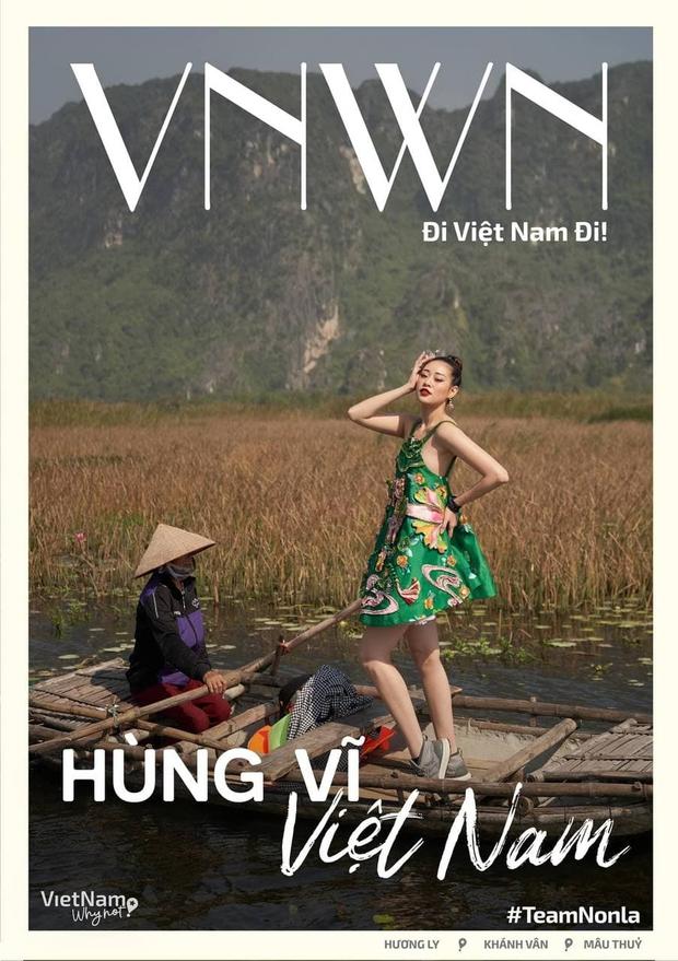 Thời tới cản không kịp, Khánh Vân được ưu ái xuất hiện đến 2 lần trong clip quảng bá của Miss Universe! - Ảnh 4.