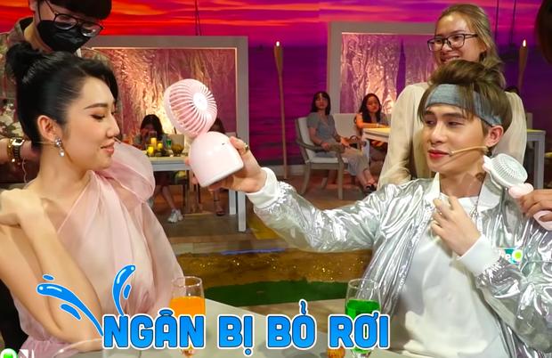 Jack - Thuý Ngân sẽ là cặp chị em Kwang Soo - Ji Hyo phiên bản Running Man Việt? - Ảnh 4.