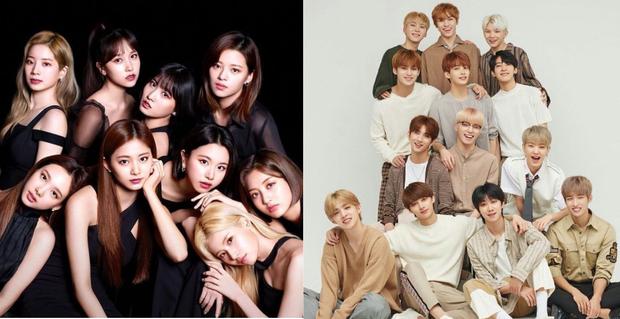 Chưa kịp dứt duyên với BTS, TWICE lại 5 lần 7 lượt comeback trùng thời điểm một nhóm nam Big Hit khác - Ảnh 1.