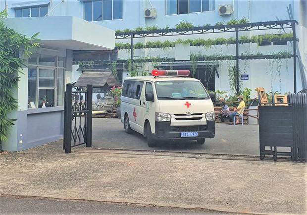 Đà Nẵng ghi nhận 7 ca dương tính SARS-CoV-2 trong ngày: 1 công nhân chưa rõ nguồn lây, 4 F1, một cặp đôi từng đến BV Gia Đình  - Ảnh 2.