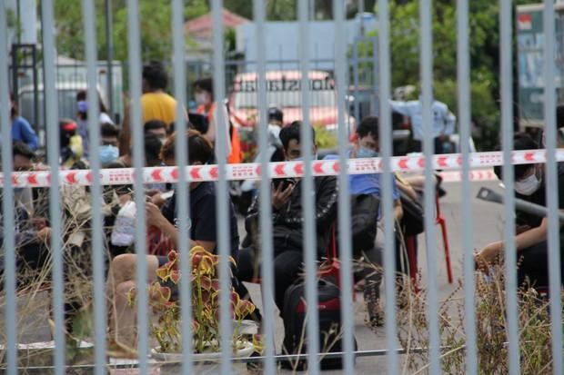 Nữ công nhân khu công nghiệp ở Đà Nẵng dương tính SARS-CoV-2, chưa rõ nguồn lây - Ảnh 3.