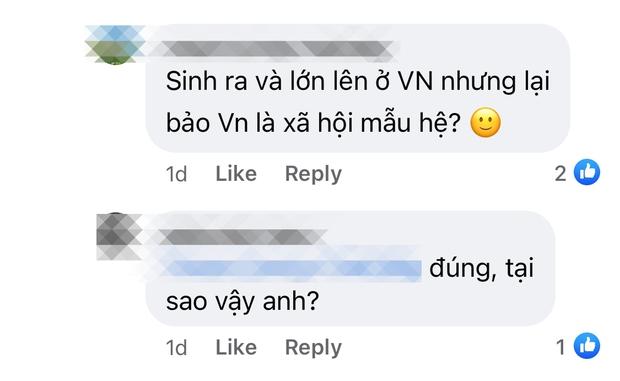 """Harry Lu gây phẫn nộ khi phát biểu """"Việt Nam theo chế độ mẫu hệ"""" trước truyền thông Đài Loan, bị yêu cầu xin lỗi ngay vì thiếu hiểu biết - Ảnh 6."""