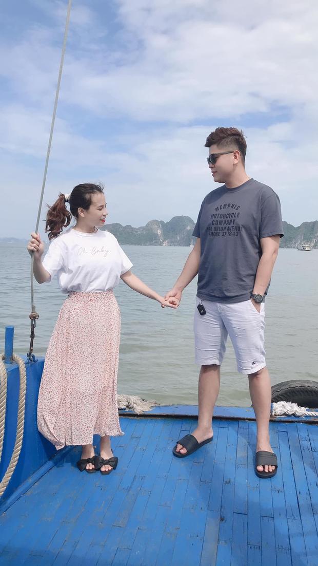 Từ Úc trở về phải cách ly, nữ Việt kiều yêu rồi cưới luôn nam bác sĩ chăm sóc mình - Ảnh 3.