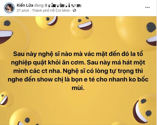 Trang Trần lại thổi bùng cuộc chiến với bà Phương Hằng, thẳng thừng tuyên bố: Nghe đến show chị là né nhanh khỏi bốc mùi - Ảnh 2.
