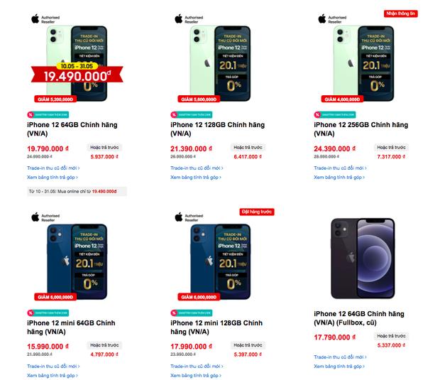 Dạo quanh các đại lý bán lẻ chính hãng Apple, nơi nào có giá iPhone 12 thấp nhất? - Ảnh 3.