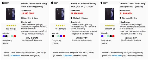 Dạo quanh các đại lý bán lẻ chính hãng Apple, nơi nào có giá iPhone 12 thấp nhất? - Ảnh 6.