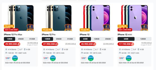 Dạo quanh các đại lý bán lẻ chính hãng Apple, nơi nào có giá iPhone 12 thấp nhất? - Ảnh 12.