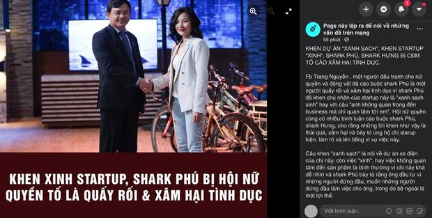 Tranh cãi kịch liệt vụ Shark Phú đầu tư vì chỉ quan tâm đến em thôi: Quấy rối tình dục hay lời khen xã giao? - Ảnh 3.