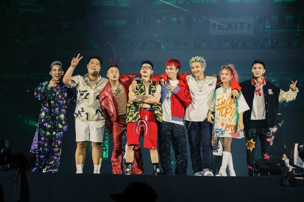 HOT: Rap Việt - All Star Concert full không che xác nhận ngày phát sóng chính thức - Ảnh 3.