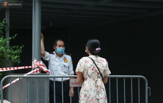 Hà Nội: Cách ly tạm thời chung cư 187 Nguyễn Lương Bằng, truy vết trường hợp tiếp xúc với ca mắc Covid-19 - Ảnh 10.