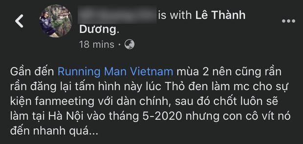 Quản lý Ngô Kiến Huy bất ngờ tiết lộ suýt có fan meeting Running Man Hàn ở Hà Nội vào 2020 - Ảnh 3.