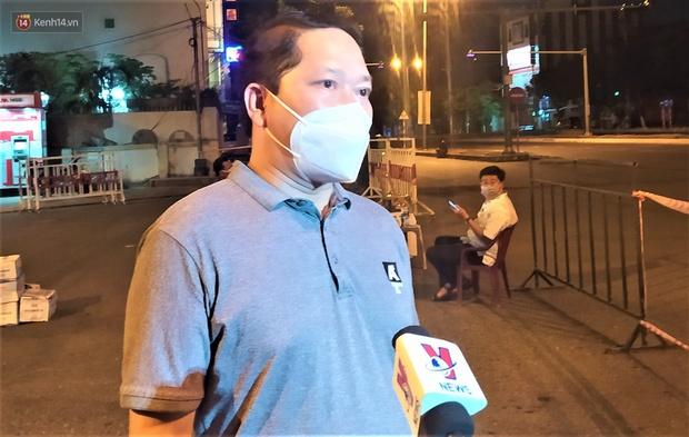 Đà Nẵng phát hiện hơn 30 ca dương tính SARS-CoV-2 mới: Phong tỏa khẩn cấp khu công nghiệp, xét nghiệm 700 người trong đêm - Ảnh 8.