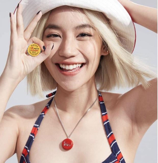 MXH đang phát sốt vì loạt ảnh Nanno (Girl From Nowhere) thân thiết với cả dàn idol, nhan sắc bất ngờ át cả mỹ nam mỹ nữ Kpop - Ảnh 13.