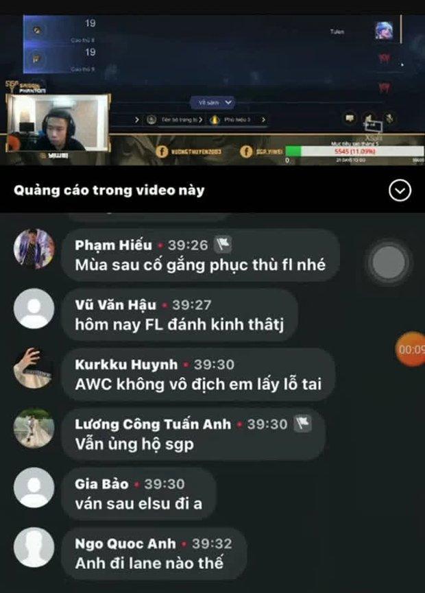 Thua Team Flash, thần đồng Yiwei của Saigon Phantom livestream chê chức vô địch quốc nội khiến cộng đồng phẫn nộ cực điểm - Ảnh 1.