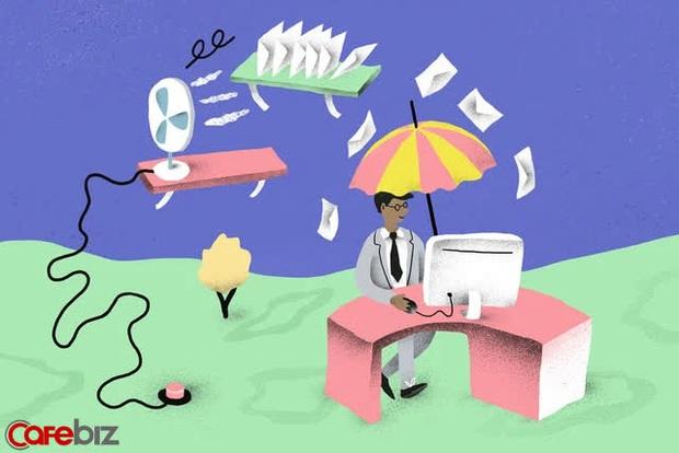 Muốn tăng hiệu suất làm việc gấp 10 lần, có 3 thói quen tuyệt đối không được bỏ quên! - Ảnh 1.