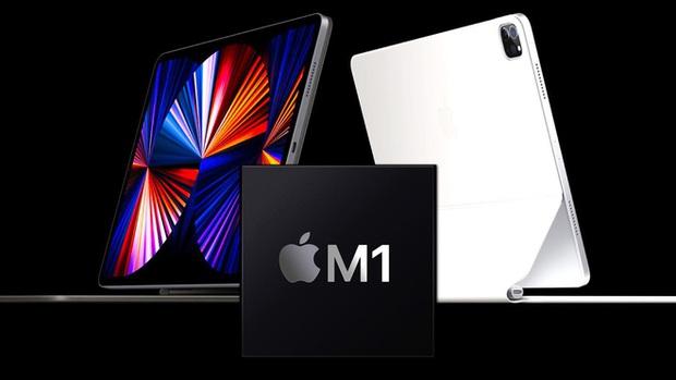 iPad Pro M1 mạnh hơn thế hệ trước tới 50%, đánh bại cả MacBook Pro sử dụng chip Intel - Ảnh 1.