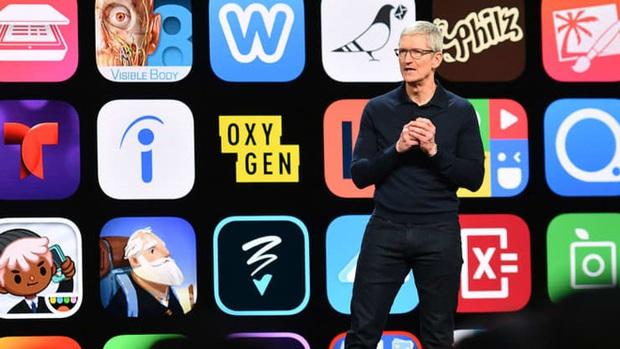 Lần đầu tiên Apple nêu lý do từ chối gần 1 triệu ứng dụng - Ảnh 1.