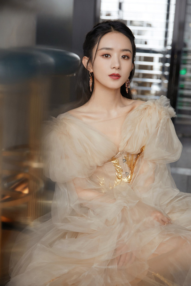 5 mỹ nhân Cbiz đẹp nhất trong mắt người Hàn: Angela Baby - Nhiệt Ba vẫn thua 1 mỹ nhân, Dương Mịch out top vì diễn viên phụ - Ảnh 5.